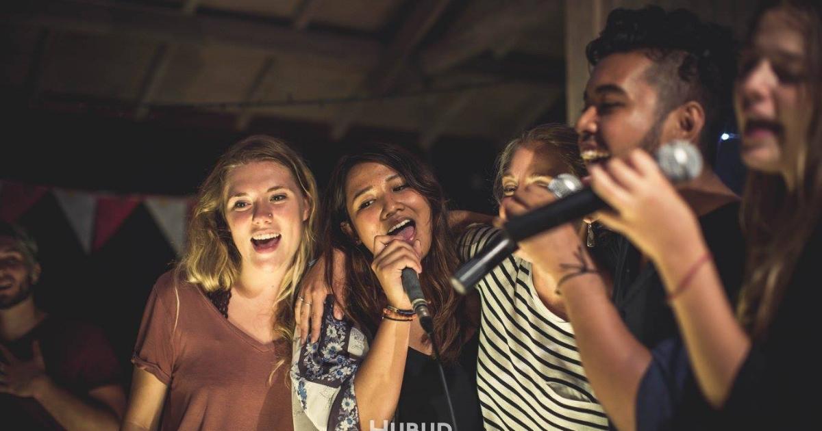 karaoke party dance songs